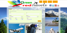 Green Red Travels